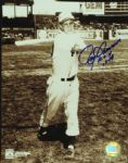 "Roy Sievers Signed 8x10 Photo ""ROY 1949"""