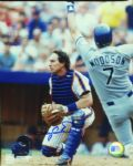 Gary Carter Signed 8x10 Photo