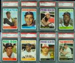 1964 Topps Baseball High-Grade Complete Set (587)