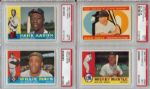 1960 Topps Baseball High-Grade Complete Set (569)