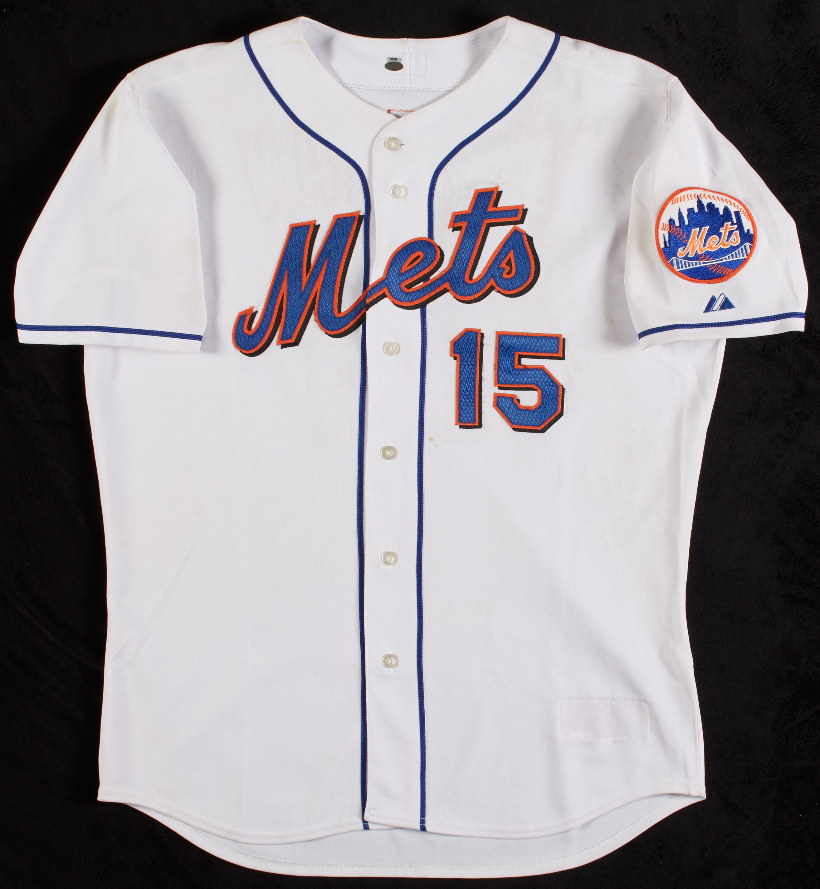 Lot Detail Carlos Beltran 2005 Game Used Mets Alternate