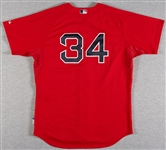 David Ortiz 2010 Red Sox Game-Used Jersey (Photomatched to Oct. 2, 2010) (MLB) (Steiner)