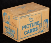 1981 Topps Baseball Unopened Vending Case (12,000)