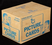 1984 Topps Baseball Unopened Vending Case (12,000)