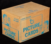 1983 Topps Baseball Unopened Vending Case (12,000)