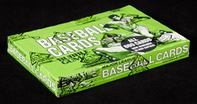 1975 Topps Baseball Cello Box (24) (Fritsch/BBCE)