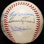 1969 American League All-Star Team-Signed OAL Baseball (17)