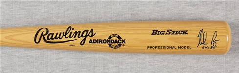 "Sandy Koufax, Nolan Ryan & Bob Feller Signed Rawlings ""No Hitter Bat (3) (BAS)"