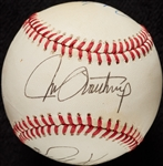 1968 Detroit Tigers Signed OAL Baseball with Northrup, McLain, Kaline, Horton & Brown (5)