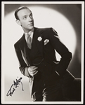 Fred Astaire Signed 8x10 Photo