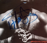 "L.L Cool J Signed ""Mama Said Knock You Out"" CD"
