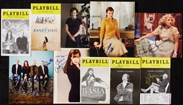Entertainment Signed Photo & Playbill Group with Carey Mulligan, Elisabeth Moss (36)