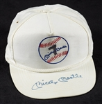 Mickey Mantle Signed Mantle Golf Cap (JSA)