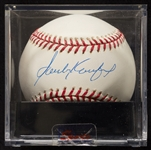 Sandy Koufax Single-Signed ONL Baseball (Graded PSA/DNA 9)