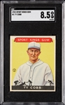 1933 Sport Kings Ty Cobb No. 1 SGC 8.5