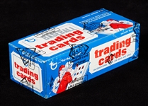 1976 Topps Baseball Vending Box (500) (Fritsch/BBCE)