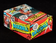 1980 Topps Baseball Wax Box (36) (Fritsch/BBCE)