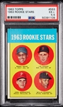 1963 Topps Willie Stargell RC No. 553 PSA 5.5