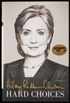 "Hillary Clinton Signed ""Hard Choices"" Book (PSA/DNA)"