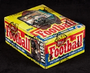 1985 Topps Football Wax Box (36) (BBCE)