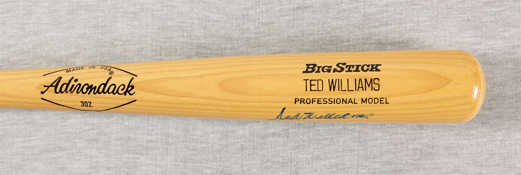 Ted Williams Signed Rawlings Bat (PSA/DNA)