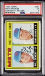 1967 Topps Tom Seaver RC No. 581 PSA 5