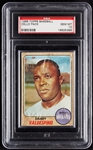 1968 Topps Baseball Cello Pack (Graded PSA 10)
