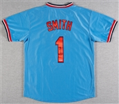 Ozzie Smith Signed Cardinals Jersey (PSA/DNA)