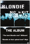 "Blondie Group-Signed ""No Exit"" Poster (PSA/DNA)"