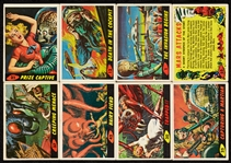 1962 Topps Mars Attacks Complete Set With Extras (69)