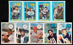 1960s and 1970s Topps Baseball Peripherals, Inserts, Coins, Booklets and Others (943)