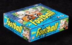1984 Topps Football Cello Box (24) (BBCE)