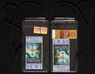 Green Bay Packers Ticket Group with (2) SB XXXI, 1997 NFC Championship (3)