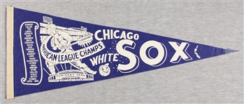 1959 Chicago White Sox Pennant